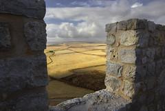 almenas Castillo Tiedra (hector =D) Tags: montes torozos castilla castillo valladolid viaje otoño fall castle midleage edad media siglos xii xiv