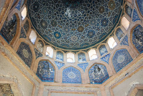 Turkmenistan 547 - Konye (o Kunya)-Urgench - mausoleo di Turabek hanym