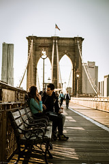 Brooklyn Bridge (@BrunodeOliveiraPhotography) Tags: park street new york bridge brazil usa ny building st brasil brooklyn canon john underground subway square de photography 50mm cathedral state uv central broadway 85mm ground divine empire times grip avenue 5th zero bruno 1740mm flatiron campos horizonte hoya belo t3i 6d oliveira