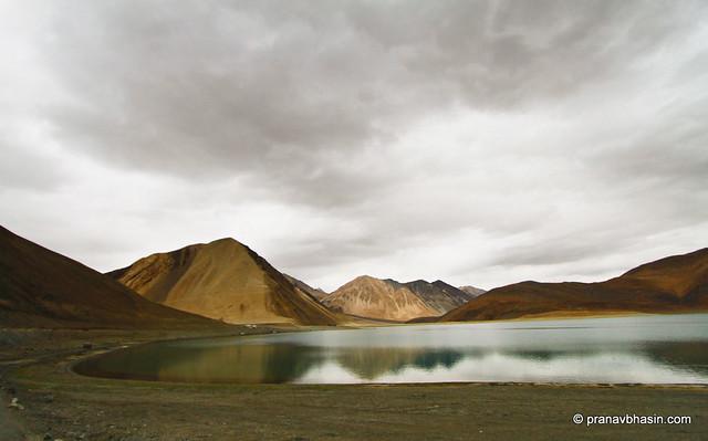 Serene Pangong Lake