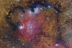 NGC 6559 (ignacio_db) Tags: deepspace Astrometrydotnet:status=solved Astrometrydotnet:version=14400 astro:subject=ngc6559 competition:astrophoto=2013 astro:gmt=20120717t0100 Astrometrydotnet:id=alpha20130583565563