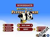 火箭熊貓:飛行餅乾任務:修改版(Flying Cookie Quest)