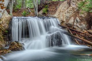 More Bear River Falls