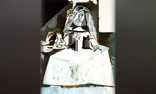 """Meninas, iconósfera de Diego Velazquez (1656), estudio de Francisco de Goya y Lucientes (1778), paráfrasis y versiones Pablo Picasso (1957). • <a style=""""font-size:0.8em;"""" href=""""http://www.flickr.com/photos/30735181@N00/8747982256/"""" target=""""_blank"""">View on Flickr</a>"""