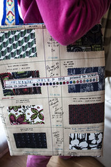Saco Selvage TRAVEL (owl_mania) Tags: bag quilt sewing crochet boto quilting patchwork batting saco americanos tecidos botes selvage gales tecidojapons tecidosjaponeses selvages sacoselvage bolasdetons sacoempatchwork