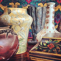 Still life empty vases and painted flowers.... New on #instagram by #nwrugs for the #instagood of all. #interiordesign and #rugs #decor #color #home #design in #portland #pdx #losangeles #lasvegas #picoftheday #follow #instalike #oregon #tagsforlikes #ins (NW RUGS - PDX Los Angeles Las Vegas) Tags: las vegas home modern portland design persian los flickr angeles furniture contemporary interior traditional tribal decorating area rugs decor twitter instagram loveofrugs nwrugs