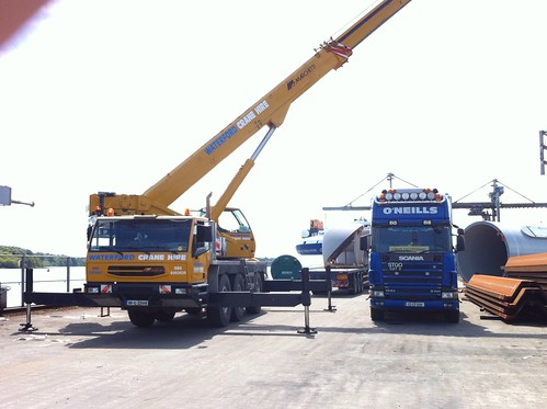 Waterford Crane Hire & O