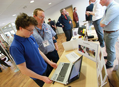 Project Presentation Day 2013 (hartlepoolfe) Tags: college students project design construction mechanical display engineering presentation hartlepool