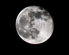May 2013 Supermoon (benrobertsabq) Tags: