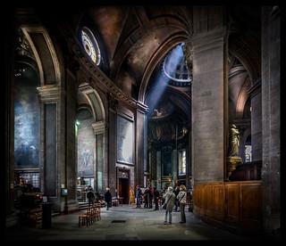 Paris, Église Saint-Germain-des-Prés