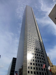 Downtown Houston (The Dolly Mama) Tags: city building architecture big houston highrise