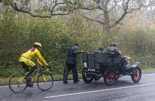 Push and bike