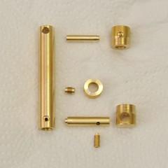Sight gauge soldering 1 of 4 (edhume3) Tags: livesteam climaxlocomotivemodel climaxclassa brass metalworking silversoldering sightgauge d303735c