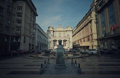 Bucharest - Odeon Theater