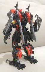 Makuta the Conqueror (ezrawibowo) Tags: lego moc makuta bionicle contest robot