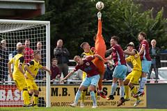 Taunton vs Tiverton FA Cup-111 (DoctorTimbo) Tags: taunton tauntontownfc tauntontown tiverton football facup viridorstadium sport