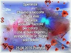 Speranza (Poetyca) Tags: featured image immagini e poesie sfumature poetiche poesia