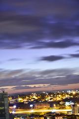 Eu sou nuvem passageira... (Melksedec Brito) Tags: longexposure sunset prdosol longaexposio entardecer caxiasdosul polarclouds nuvenspolares colida nuvens