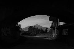portal (leonardShelby00) Tags: consonno ghostvillage bw blackandwhite ruins