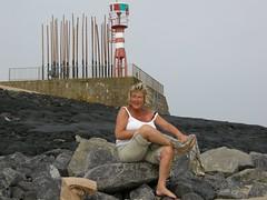 Windorgel Vlissingen (Omroep Zeeland) Tags: strandwandeling dishoek vlissingen windorgel boulevard elly