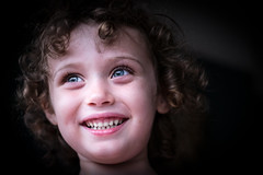 Happy Smiley Roni (jayneboo - I'll be back soon) Tags: roni granddaughter smile love family portrait eyes