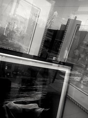The picture window (Eddie /.:) Tags: surrealblackandwhite surrealistic surreallife surrealart surrealism surrealist surreal surrealworld surrealismo streetart floating nophotoshop conceptualart artistic bwart artinblackandwhite visualart dreaming dreams dreamlike dreamon