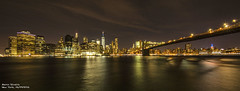 Manhattan (Marco Antonio Silveira) Tags: manhattan brookylnbridge manhattanfrombrooklyn newyork estadosunidos usa