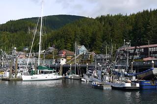 Alaska. Ketchikan