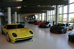 Museo Lamborghini Sant'Agata Bolognese (Clment Tainturier) Tags: motors valley museo lamborghini santagata bolognese