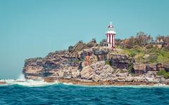 The Hornby Lighthouse (bsam4109) Tags: hornbylighthouse lighthouse weld ocean sydneyharbour heads welding