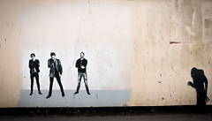 you're laughing now... (macmarkmcd) Tags: teignmouth devon uk art grafitti nikon d300 18105mm