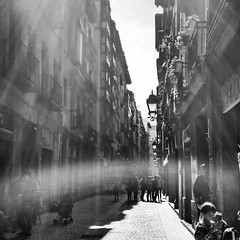 La luz de Somera #bilbao #bilbosoul #lagildadelnorte #bilbosoulchallenge (ines valor) Tags: instagramapp square squareformat iphoneography uploaded:by=instagram inkwell