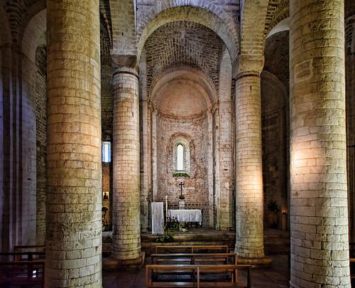 DSC_2314_DSC_2315 Abbazia di San Vittore alle Chiuse, San Vittore Terme, Genga (Ancona)