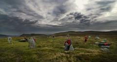 No druid (pentlandpirate) Tags: innes planking idiot druid circle ancientstones northwales penmaenmawr gwynedd hss selfie dork