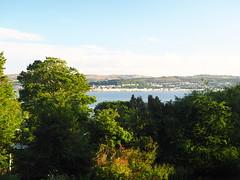 View from Kilcreggan Hotel 1 (Jan Enthoven) Tags: scotland highlands loch lomond luss scenery vista water mountains