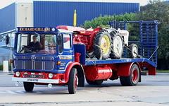 AEC Mercury Tractor Transporter Richard Gillam AFW429S Frank Hilton IMG_9283 (Frank Hilton.) Tags: erf foden atkinson ford albion leyland bedford classic truck lorry bus car