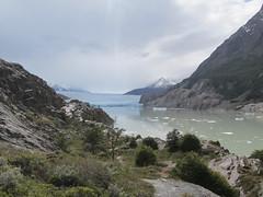 "Torres del Paine: trek du W. Jour 4: le glacier Grey et ses icebergs. <a style=""margin-left:10px; font-size:0.8em;"" href=""http://www.flickr.com/photos/127723101@N04/29618017774/"" target=""_blank"">@flickr</a>"