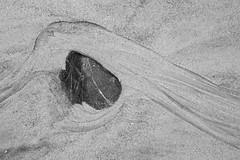 Swirl (Tessalina Sofia Photography) Tags: rock stone beach sand plumisland sandypoint