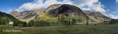 Glen Nevis Panorama (MarkRoberts58) Tags: ben fort glen lochaber nevis scotland william panorama walk highlands