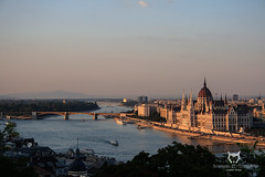 Hungarian Parliament - Budapest (thesayo) Tags: landscape parliament politics sunset budapest hungary traveller travel female backpacking canon europe photography canon400d art backpacker light arquitecture