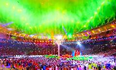 Olympics 2016 437 (Visualstica) Tags: olympicgames olympics juegosolmpicos brazil brasil rodejaneiro ro rio2016 ceremoniadeclausura closingceremony clausura