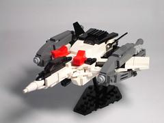 DSC06070 (obscurance) Tags: lego macross moc frontier vf25 messiah fighter space sms zio afol