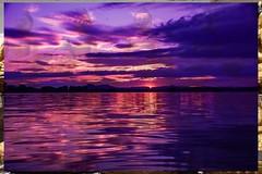 Meditation (yarin.asanth) Tags: magenta breal sundown relax technique overlaying constance lake germany thailand chiangmai bangkok monk