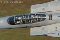 USAF F-15D (Tom Dean.) Tags: f15eagle eagle f15d f15 48th 500mm lakenheath machloop wales low level fly
