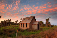 Top Sunset at Suntop (Darren Schiller) Tags: sunset abandoned rusty derelict decay rural church