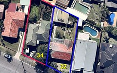 32 & 34 Valentia Avenue, Lugarno NSW