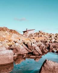 Ancora riflessi d'autunno tra i monti delle Dolomiti di Brenta😍😄🍂 — Lago Serodoli ⠀⠀⠀ ⠀ ⠀⠀⠀ ⠀ ⠀⠀⠀ ⠀ #trentino #parcoadamellobrenta #instatrentino #whatitalyis #keepexploring #neverstopexploring #amazing_pictures #places_wow #v