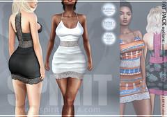SPIRIT - Kora dress (SPIRIT) Tags: spirit byspirit belleza maitreya slink