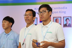 Youth from Cambodia, Burma, Laos, Thailand, and Vietnam Come Together for TechCamp H2.0 (USEmbassyPhnomPenh) Tags: member young southeast asian leaders initiative yseali us president program youth networking leadership development region techcamp h20 supporting healthy waterways lower mekong workshop participant harness technology develop solution water