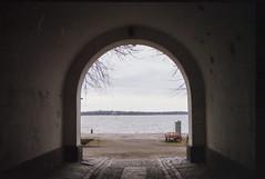 mar (Sofia Estevez) Tags: suomenlinna sveaborg finland suomi nikonfm2 travel sea viajar